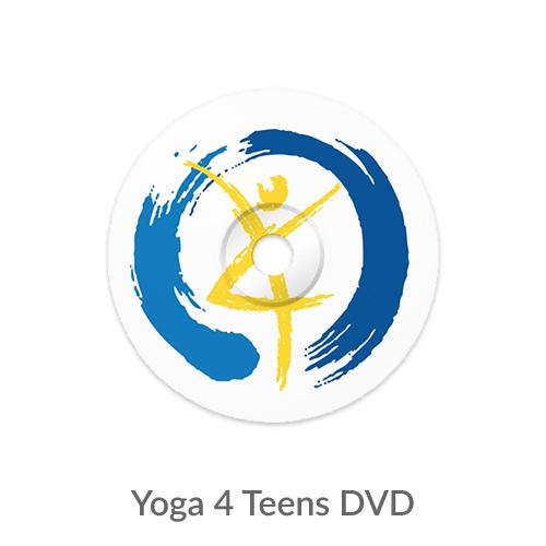 Yoga 4 Teens DVD