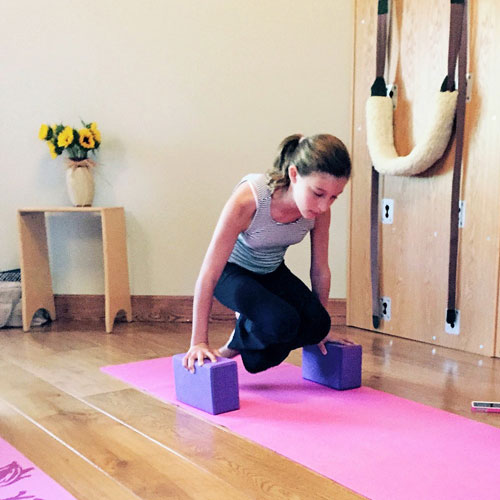 Teen Yoga in Action 5